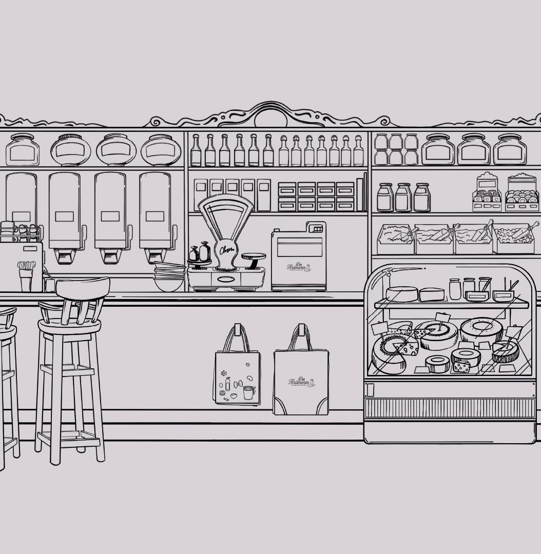 Die Krämerin - unverpackt Laden Schwabmünchen